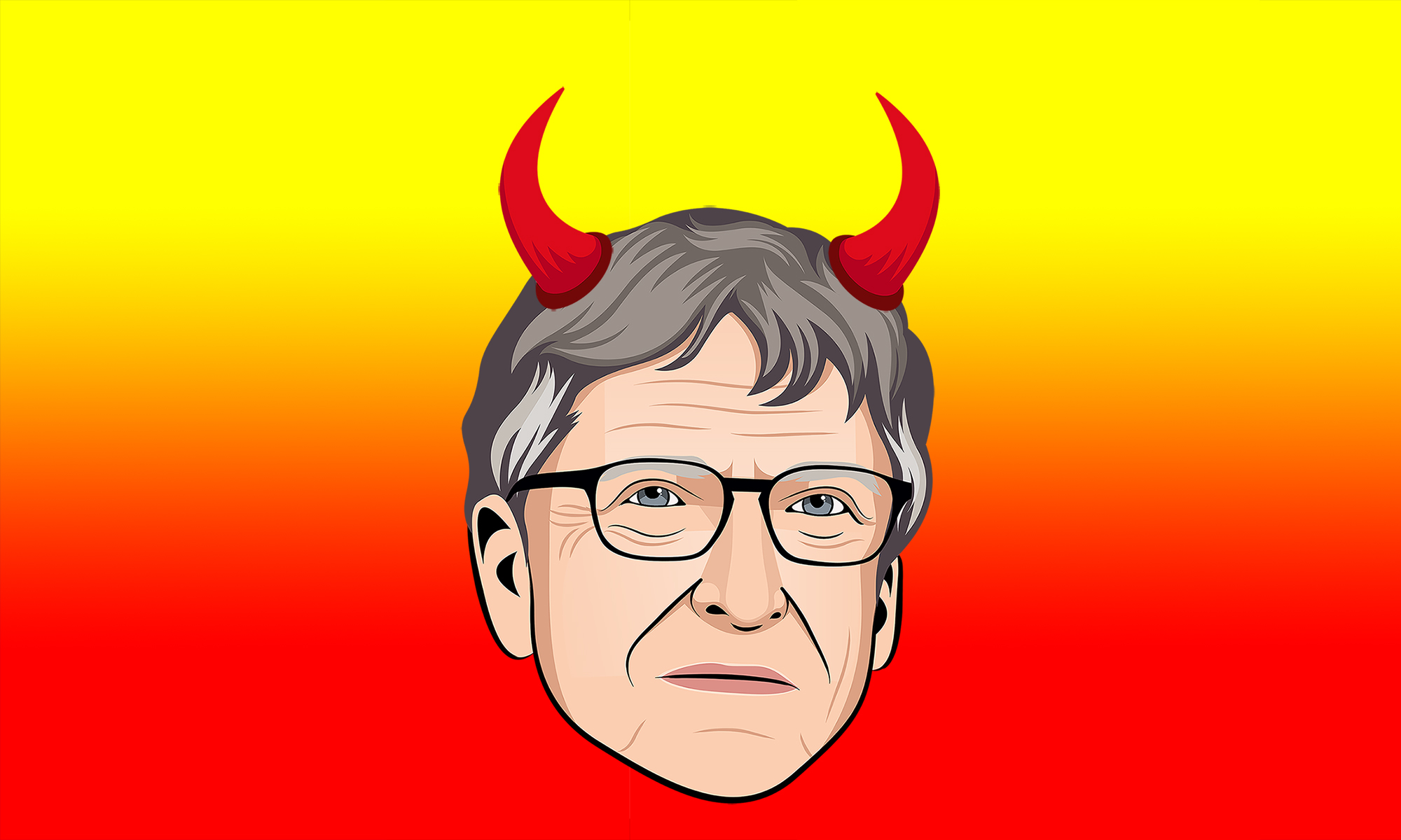 St. Bill Gates